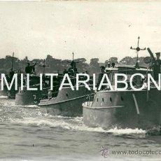 Militaria: REINO UNIDO. FOTOGRAFIA DE PRENSA ORIGINAL DE LA 2ª GUERRA MUNDIAL. ROYAL NAVY AUXILIARY PATROL. Lote 26385529