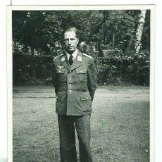 Militaria: FOTO OFICIAL ALEMAN. Lote 26655933
