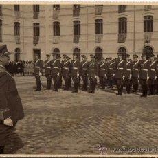 Militaria: FOTOGRAFIA ACADEMIA MILITAR DE ZARAGOZA FOTO. Lote 27097623