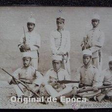 Militaria: (XJ-71)FOTOGRAFIA ALFEREZ D.SEBASTIAN PUMAROLA HERMANO DEL CORONEL D.LUIS PUMAROLA(DIVISION AZUL). Lote 27419541