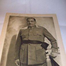 Militaria: FORJADORES DE IMPERIO.:GENERAL DE BRIGADA ARANDA (CON DEDICATORIA AUTÓGRAFA ORIGINAL). Lote 27521518