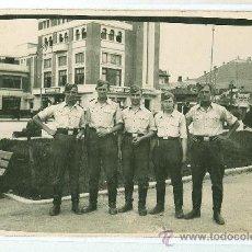 Militaria: FOTO GRUPO SOLDADOS ALEMANES. Lote 28144396