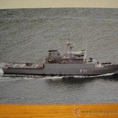 Militaria: PATRULLERO DE ALTURA SERVIOLA P-71. Lote 28229225