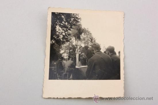 FOTO LALE ANDERSON DE LA FAMOSA CANCION LILI MARLEN (Militar - Fotografía Militar - II Guerra Mundial)