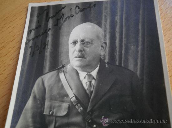 FOTOGRAFÍA COMANDANTE DEL EJÉRCITO ESPAÑOL. 1921 (Militar - Fotografía Militar - Otros)