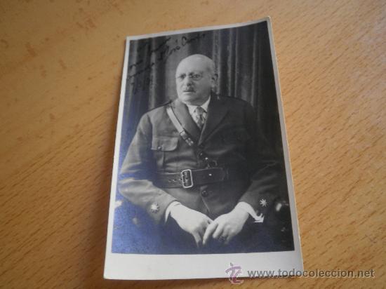 Militaria: Fotografía comandante del ejército español. 1921 - Foto 4 - 28636257