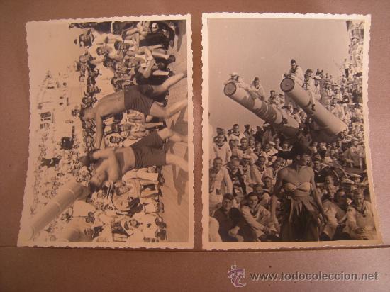 Militaria: 3 FOTOS ,MARINA ALEMANA SEGUNDA GUERRA MUNDIAL ORIGINAL - Foto 3 - 28995954