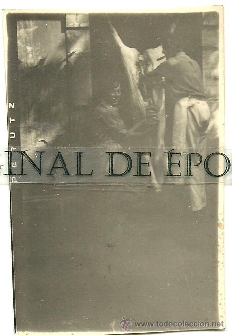 (XJ-166)FOTOGRAFIA EFECTUADA POR UN OFICIAL DE LA LEGION CONDOR -GUERRA CIVIL (Militar - Fotografía Militar - Guerra Civil Española)