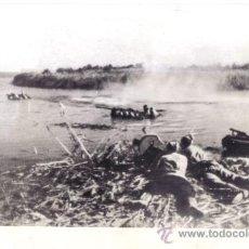 Militaria: FOTOGRAFIA DE LA SEGUNDA GUERRA MUNDIAL - BATALLA DE DNIEPER . Lote 31750907