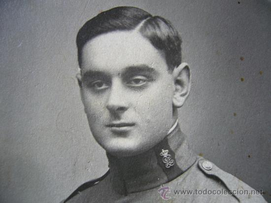 Militaria: Fotografía original de un Guardia Civil año 1917 - Foto 2 - 29201849