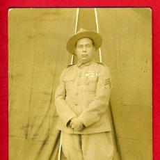 Militaria: FOTOGRAFIA MILITAR, MEDALLAS, CONDECORACIONES CUBA 1928. FOTO , ORIGINAL , D11. Lote 29440684