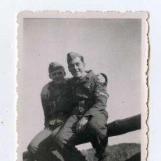 Militaria: FOTO JUVENTUDES HITLERIANAS. 2 ALEMANIA III REICH ORIGINAL. Lote 29492811