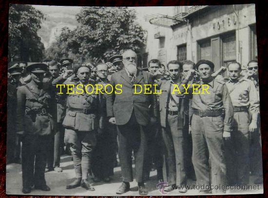 LOTE DE 5 ANTIGUAS FOTOGRAFIAS ORIGINALES DE LAS BRIGADAS INTERNACIONALES DURANTE LA GUERRA CIVIL EN (Militar - Fotografía Militar - Guerra Civil Española)
