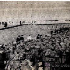 Militaria: TROPAS ALEMANAS QUE INVADIERON DINAMARCA Y NORUEGA - FOTOGRAFIA DE LA II GUERRA MUNDIAL. Lote 29829319
