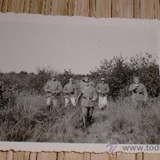 Militaria: SOLDADOS NAZIS CON HIMLER?. Lote 29990725