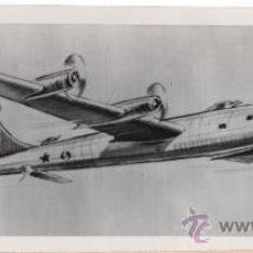 Militaria: FOTO DE UN GRAFICO DEL BOMBARDERO B29 SUPERFORTRESS. Lote 30149187