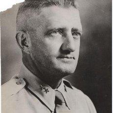 Militaria: GENERAL NORTEAMERICANO JOHN REED HODGE - FOTOGRAFIA DE LA SEGUNDA GUERRA MUNDIAL. Lote 30150527