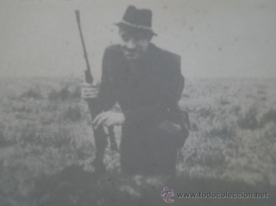 FOTO ORIGINAL GENERAL ADOLF GALLAND EN ARGENTINA ,1952 (Militar - Fotografía Militar - II Guerra Mundial)