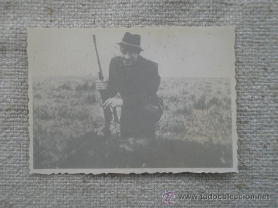 Militaria: FOTO ORIGINAL General Adolf Galland EN ARGENTINA ,1952 - Foto 2 - 30163884