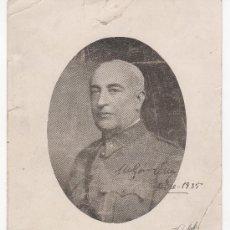 Militaria: RARA FOTOGRAFÍA DE MILITAR REPUBLICANO FIRMADA POR KAULAK. 1935. Lote 30179879