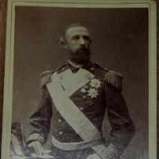 Militaria: FOTOFRAFIA DEL REY DE SUECIA . Lote 30189025