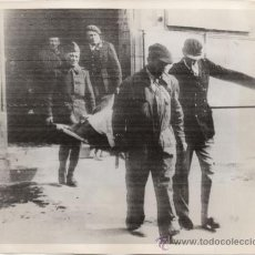 Militaria: UNA DE LAS VICTIMAS DEL TERRIBLE BOMBARDEO DEL REICH A LA CIUDAD DE NANCY . Lote 30306709