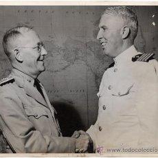 Militaria: LOS CONTRALMIRANTES NORTEAMERICANOS ROBERT D. WORKMAN Y W. N. THOMAS. Lote 30324351