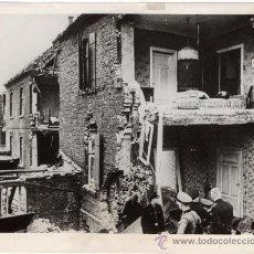 Militaria: CASAS DESTRUIDAS POR BOMBARDEO INGLES EN BERLIN - FOTO II GUERRA MUNDIAL. Lote 30366634