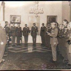 Militaria: CÁDIZ, GOBIERNO MILITAR, EL GOBERNADOR MILITAR EN EL USO DE LA PALABRA. Lote 30715966