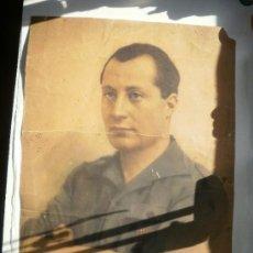 Militaria: FOTOGRAFÍA/RETRATO OFICIAL A COLOR DE JOSÉ ANTONIO PRIMO DE RIVERA. Lote 30862351