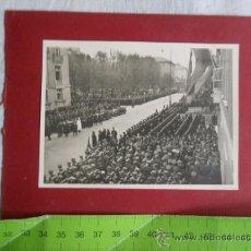 Militaria: FOTO DESFILE TROPAS WEHRMACHT ANTE AUTORIDADES. Lote 31195750