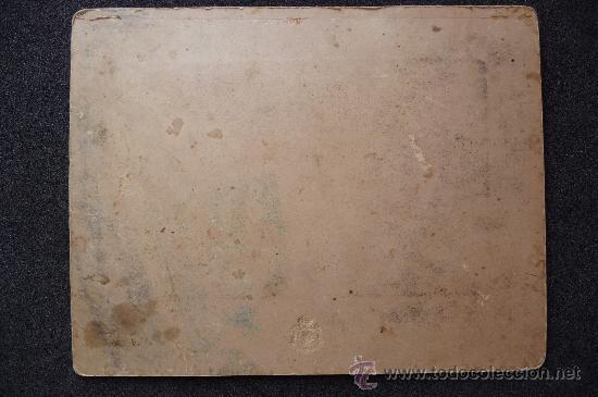 Militaria: (JX-91)FOTOGRAFIA DE TENIENTE DE ARTILLERIA EPOCA ALFONSINA - Foto 3 - 31409647