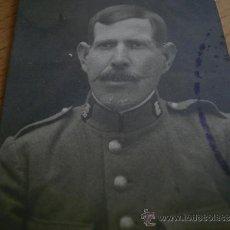 Militaria: FOTOGRAFÍA GUARDIA CIVIL. ALFONSO XIII. Lote 31413154
