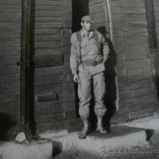 Militaria: FOTOGRAFÍA PARACAIDISTA BRIGADA PARACAIDISTA. BRIPAC ORTIZ DE ZARATE. Lote 31526008