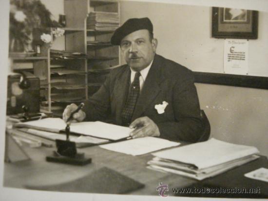Militaria: A IDENTIFICAR - PARECE DIRECTOR DE CARCEL - GUERRA CIVIL ESPAÑA - LEER DESCRIPCION - Foto 2 - 31650035