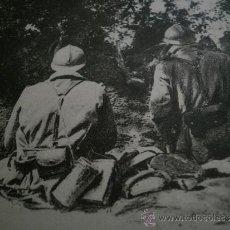 Militaria: POSTAL PROPAGANDA DEL EJÉRCITO FRANCÉS. PRIMERA GUERRA MUNDIAL. Lote 31716526