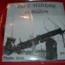Militaria: DVD RECOPILATORIO FOTOGRAFIAS SOLDADOS ALEMANES 1ª GUERRA MUNDIAL. Lote 31974123
