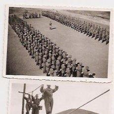 Militaria - Tenerife: 2 fotos militares - 32090417