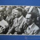Militaria: FOTO ORIGINAL ALEMANIA - HITLER - JOSEPH GOEBBELS - VON PAPEN WW2 III REICH . Lote 32177198