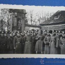 Militaria: FOTO ORIGINAL ALEMANIA SOLDADOS WW2 III REICH. Lote 32177315