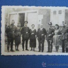Militaria: FOTO ORIGINAL ALEMANIA SOLDADOS WW2 III REICH. Lote 32177332