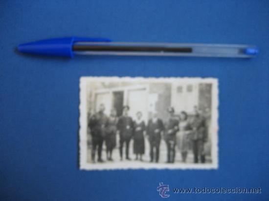 Militaria: FOTO ORIGINAL ALEMANIA SOLDADOS WW2 III REICH - Foto 2 - 32177332