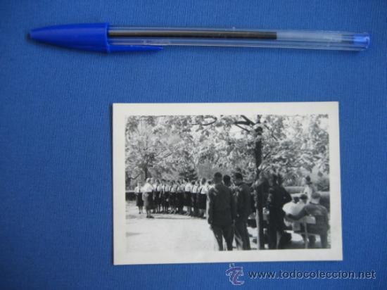 Militaria: FOTO ORIGINAL ALEMANIA CHICAS BDM WW2 III REICH - Foto 2 - 32177323