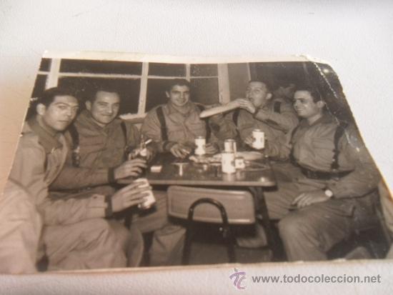 FOTO MILITAR SOLDADOS (Militar - Fotografía Militar - Otros)