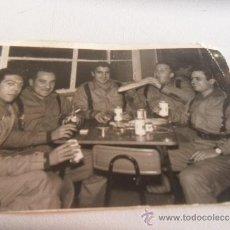 Militaria: FOTO MILITAR SOLDADOS. Lote 32478803