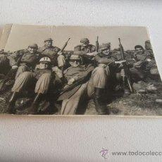 Militaria: FOTO MILITAR SOLDADOS. Lote 32478829