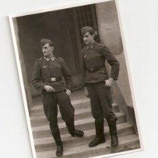Militaria: FOTO DE SOLDADOS ALEMANES. Lote 32557621