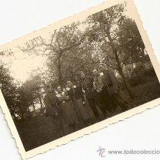 Militaria: FOTO DE SOLDADOS ALEMANES. Lote 32557863