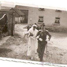 Militaria: FOTO DE SOLDADOS ALEMANES. Lote 32649044