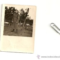 Militaria: FOTO DE SOLDADO ALEMAN. Lote 32676001